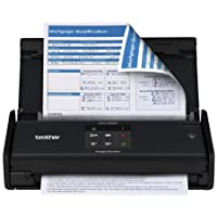 Brother ADS-1000W Compact Color Desktop Scanner with Duplex and Wireless Networking