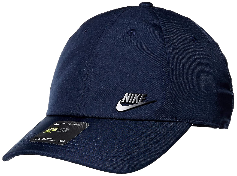 a2e64075 Nike Men's U NSW AROBILL H86 CAP MT FT TF Hat, Obsidian/Bla, MISC ...