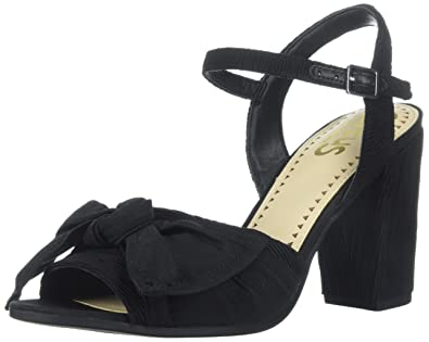 994b9a66dc54 Circus by Sam Edelman Women s Eva Heeled Sandal Black 6 Medium US
