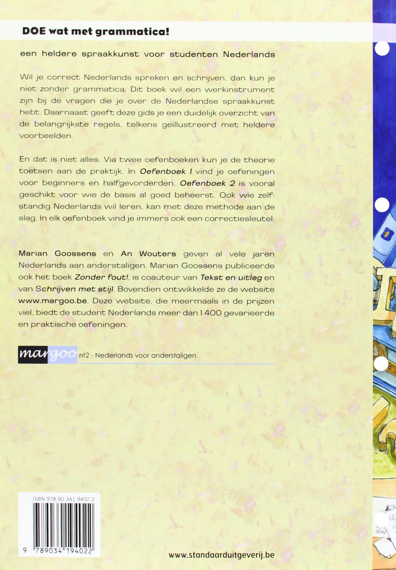 Amazonin Buy Doe Wat Met Grammatica Oefenboek 2 Book Online At