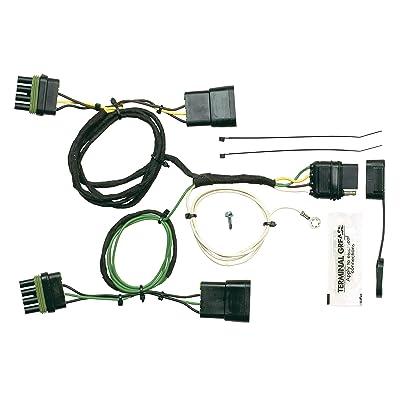 Hopkins 42605 Plug-In Simple Vehicle Wiring Kit: Automotive [5Bkhe0415877]