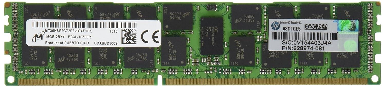 【タイムセール!】 HP 16GB (116GB) 2RX4 メモリー PC3L-10600R DDR3-1333MHZ (116GB) メモリー 627812-B21 サーバーメモリ (認定整備済み) (認定整備済み) B07BB3MD3S, トリガーオンラインショップ:7da9a5ea --- arbimovel.dominiotemporario.com