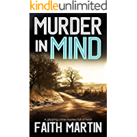 MURDER IN MIND a gripping crime mystery full of twists (English Edition)