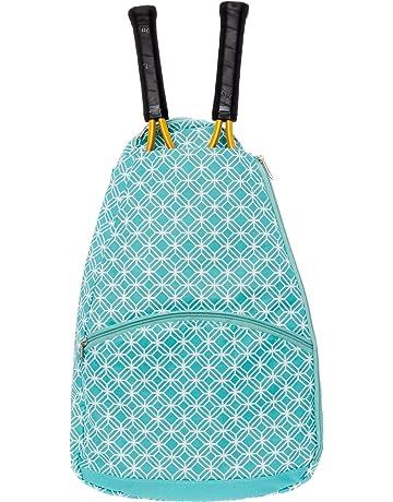 LISH Ace Tennis Racket Backpack - Women s Tennis Racquet Holder Bag 203bb22f85c9d