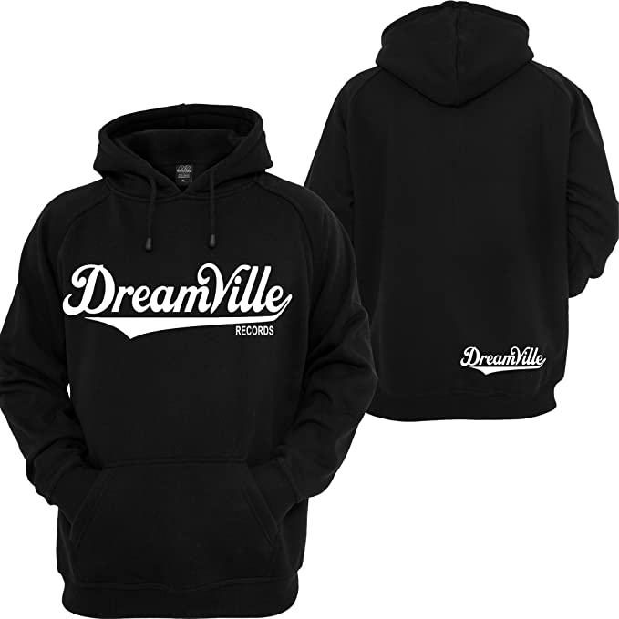 Dreamville Records Hoodie J Cole World Born Sinner Tde Rattpack Rap