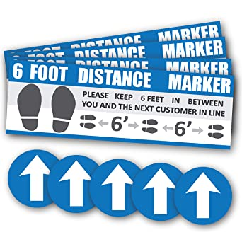 Social Distancing Wait Here Stand Here Keep 6ft In Between Distance Marker Floor Decal For Social Distancing While In Line 4 X 11 5 Floor Decals Covid 19 Corona Virus Sign Amazon Com Industrial Nachdem er fünf jahre auf sich alleine gestellt auf einer. social distancing wait here stand here keep 6ft in between distance marker floor decal for social distancing while in line 4 x 11 5 floor decals