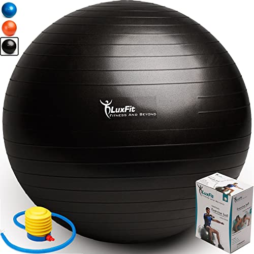 LuxFit Exercise Ball