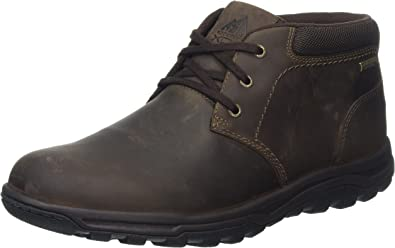 Rockport Trail Technique Waterproof Mid, Botas Desert para Hombre