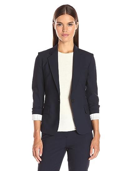 166042e740 Theory Women's Gabe Single Button Blazer