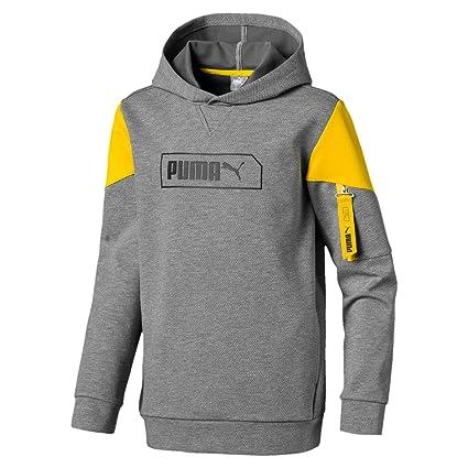 Rabattgutschein gut Shop für Beamte PUMA Jungen Nu-tility Hoody B Pullover: Amazon.de: Bekleidung