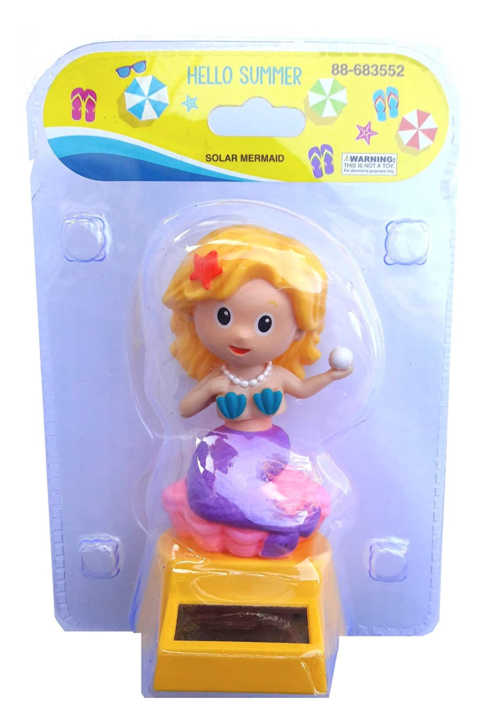 momentum 11021705 Solar Dancing Mermaid Figurine