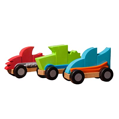 Fat Brain Toys ModMobiles Set B: Toys & Games