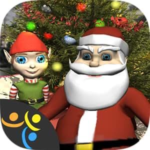 The Christmas Spirit - 3D interactive pop-up book