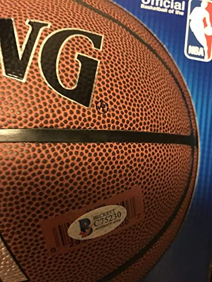 Image Unavailable. Image not available for. Color  Devin Booker Phoenix  Suns Autographed Signed Basketball Beckett Authentic Bas c8005867d