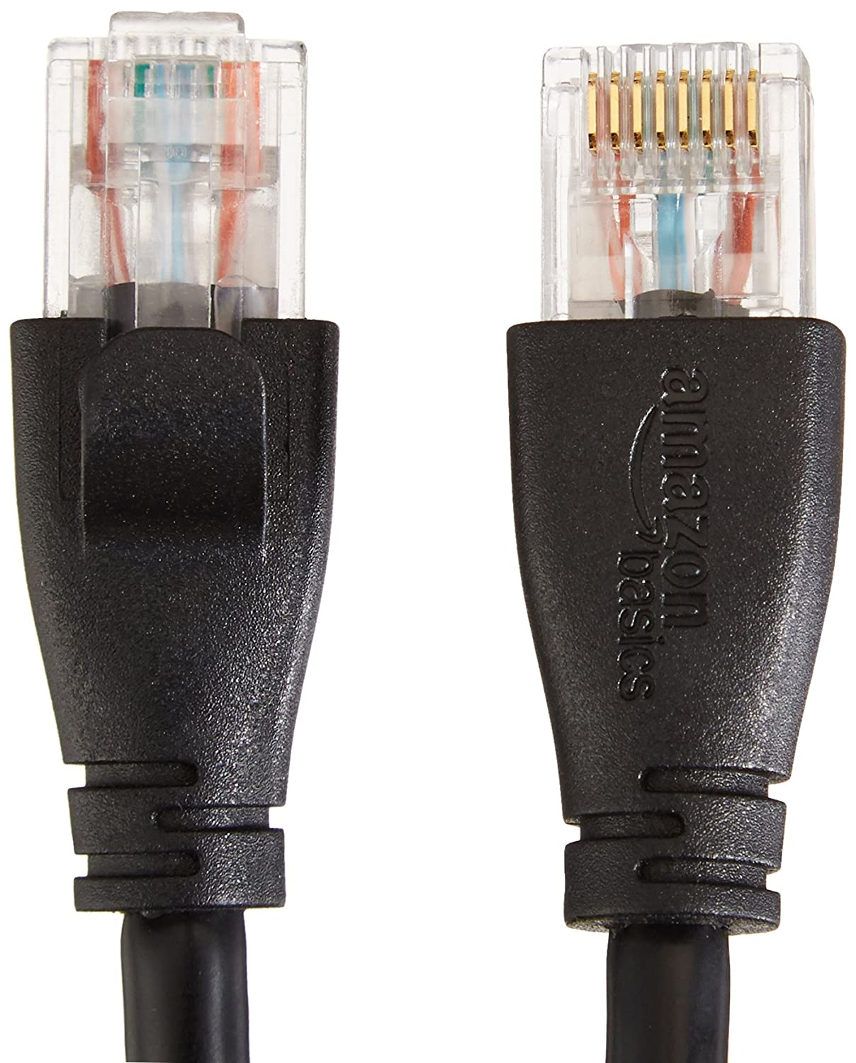 Amazon.in: Buy AmazonBasics RJ45 Cat-6 Ethernet Patch/LAN Cable ...