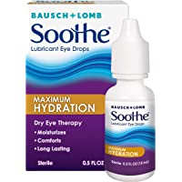 Bausch+Lomb Soothe Long Lasting Hydration 0.5oz Eye Drops