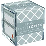 TABLETOPICS Cocktail: Questions To Start Great Conversations