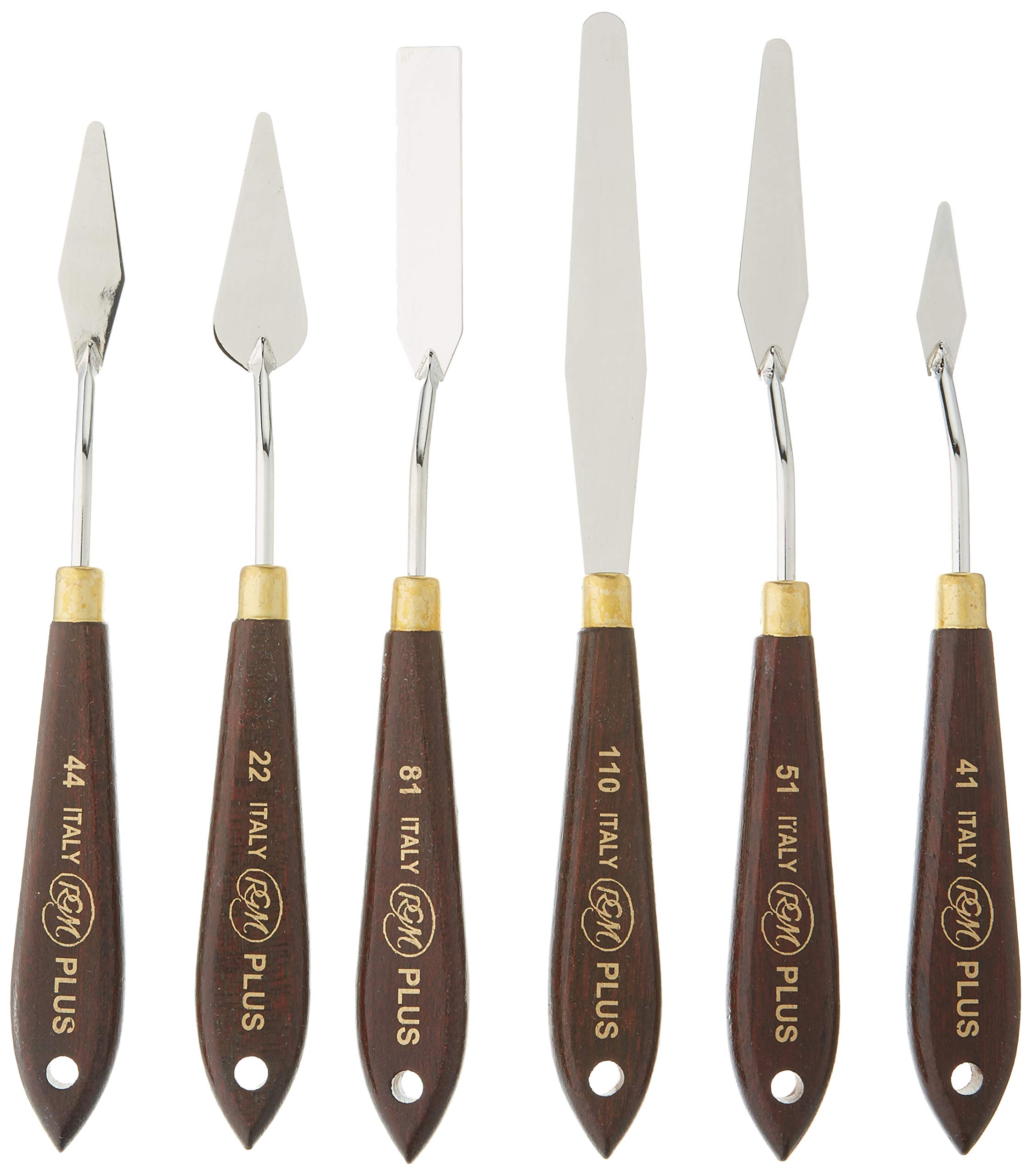 RGM Italian Plus Painting Knife Set (RGQSET31)