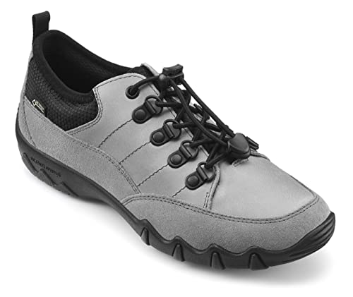 4ed87a1474e6 Hotter Rydal GTX Extra Wide Women s Shoes Pebble Grey 9 UK  Amazon ...