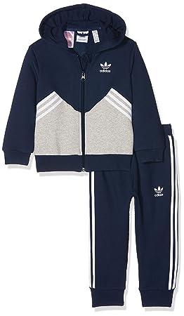 12e7df2a749ee adidas Cy3484 Survêtement Ensemble de Sport Enfant  Amazon.fr ...