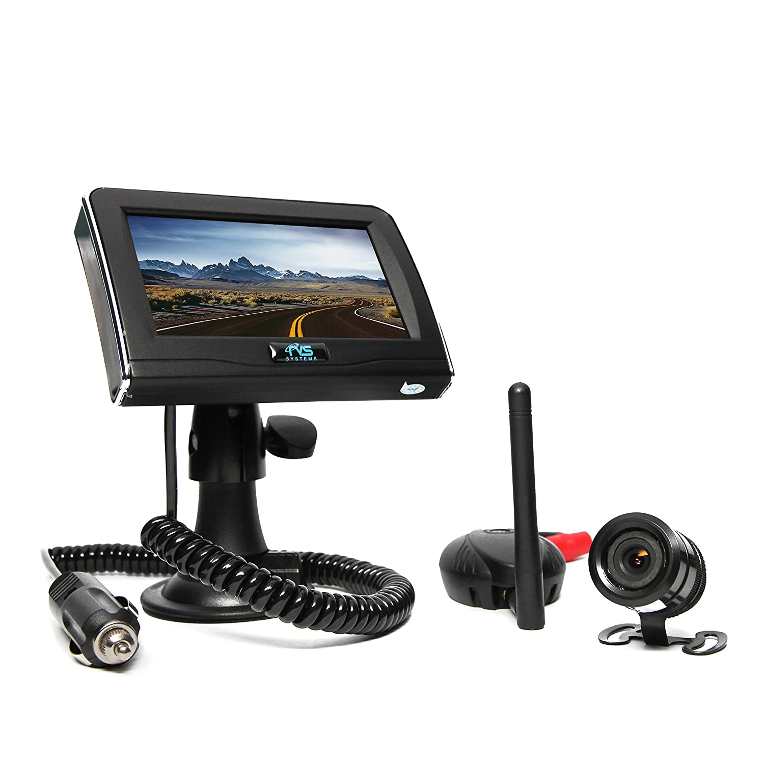 Amazon.com : Rear View Safety Wireless Backup Camera System with ...