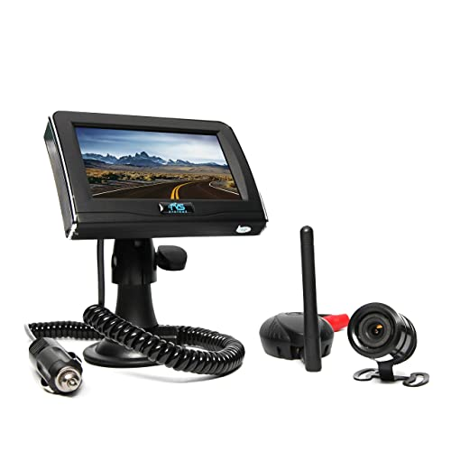 Rear View Safety Wireless Backup Camera System