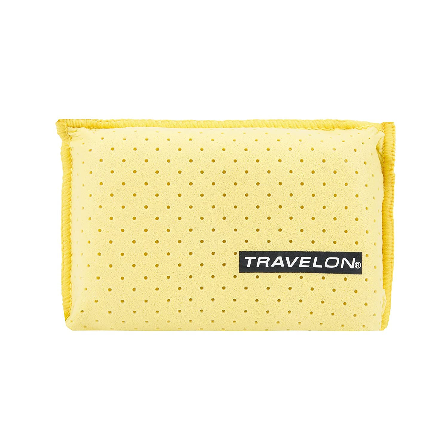 Travelon Windshield Cleaner and Defogger, Yellow 19005-650