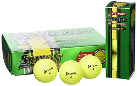 Srixon Men s Soft Feel Golf Ball Pack of 12
