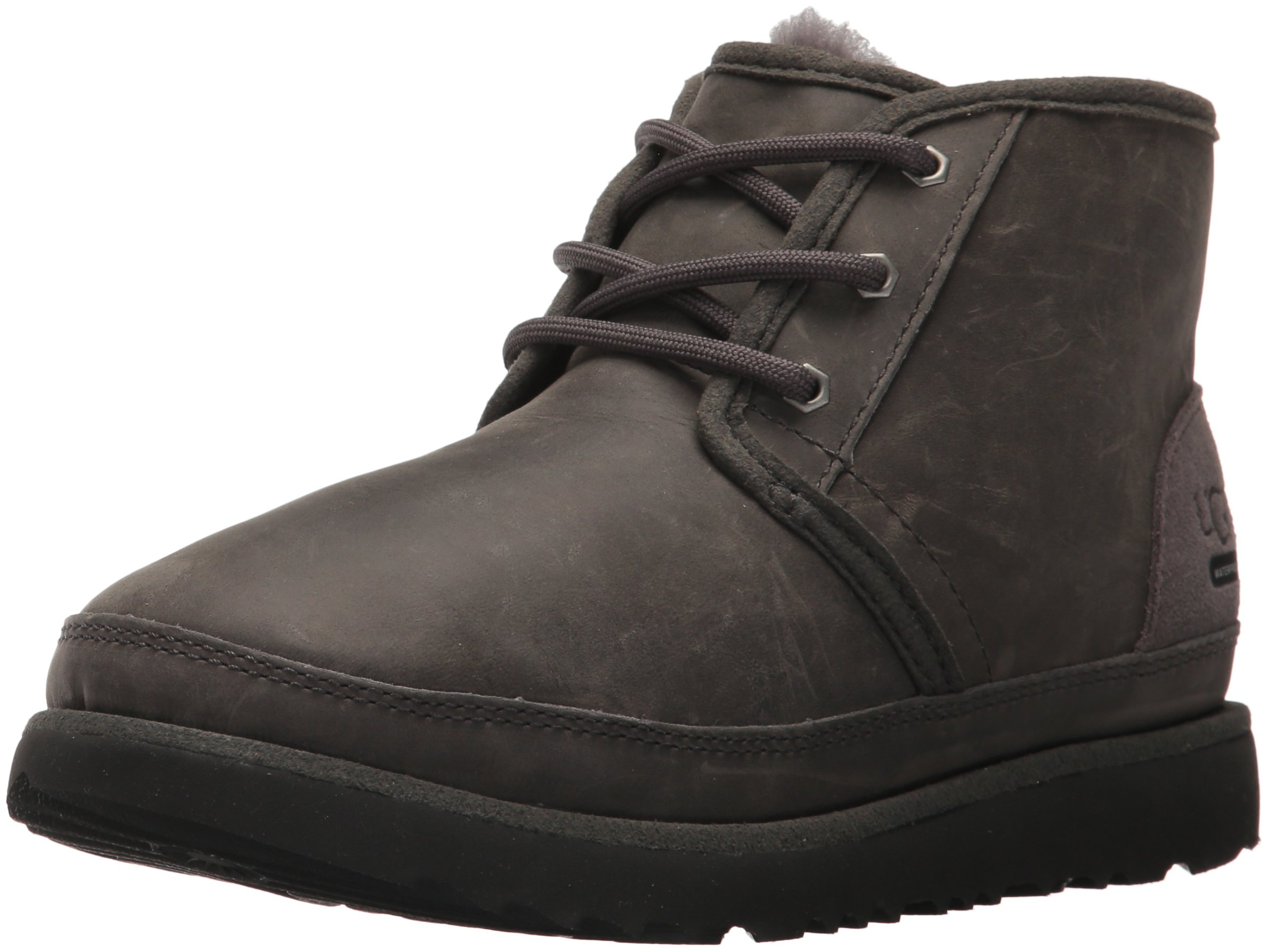 UGG Kids K Neumel II WP Pull-on Boot, Charcoal, 6 M US Big Kid