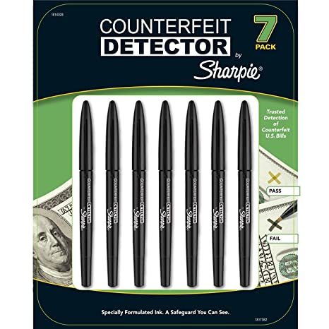 Amazon.com: Sharpie 1778882 marcador detector de ...
