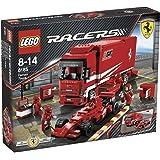 LEGO - 8185 - Jeu de construction - Racer - Ferrari F1 Euro Cargo