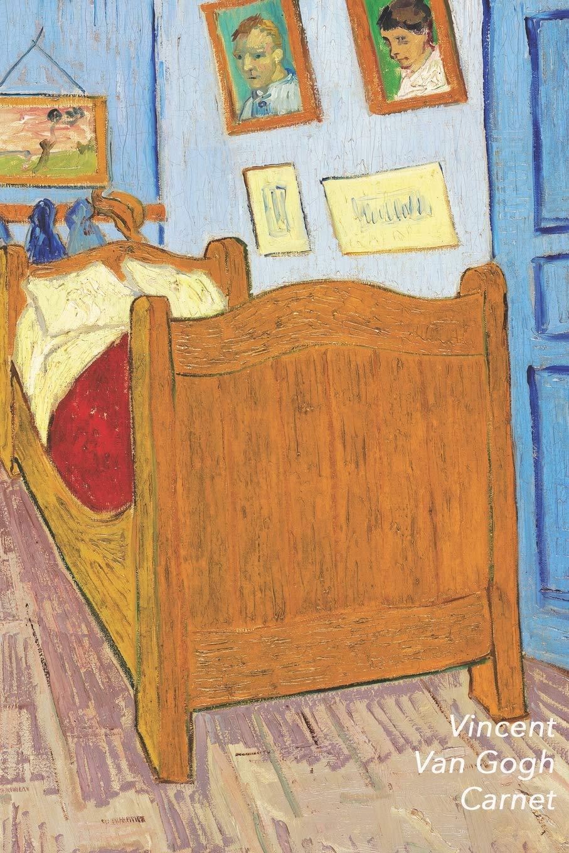 Vincent van Gogh Carnet: La Chambre de Van Gogh à Arles  Beau