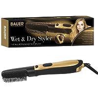 Bauer Professional Tourmaline Ionic Hot Air Hair Brush Styler