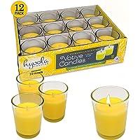 Hyoola - Vela de citronela en Vaso