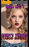 Daddy's Twisted Taboo Bundle (Dirty Taboo Bundles Book 2)