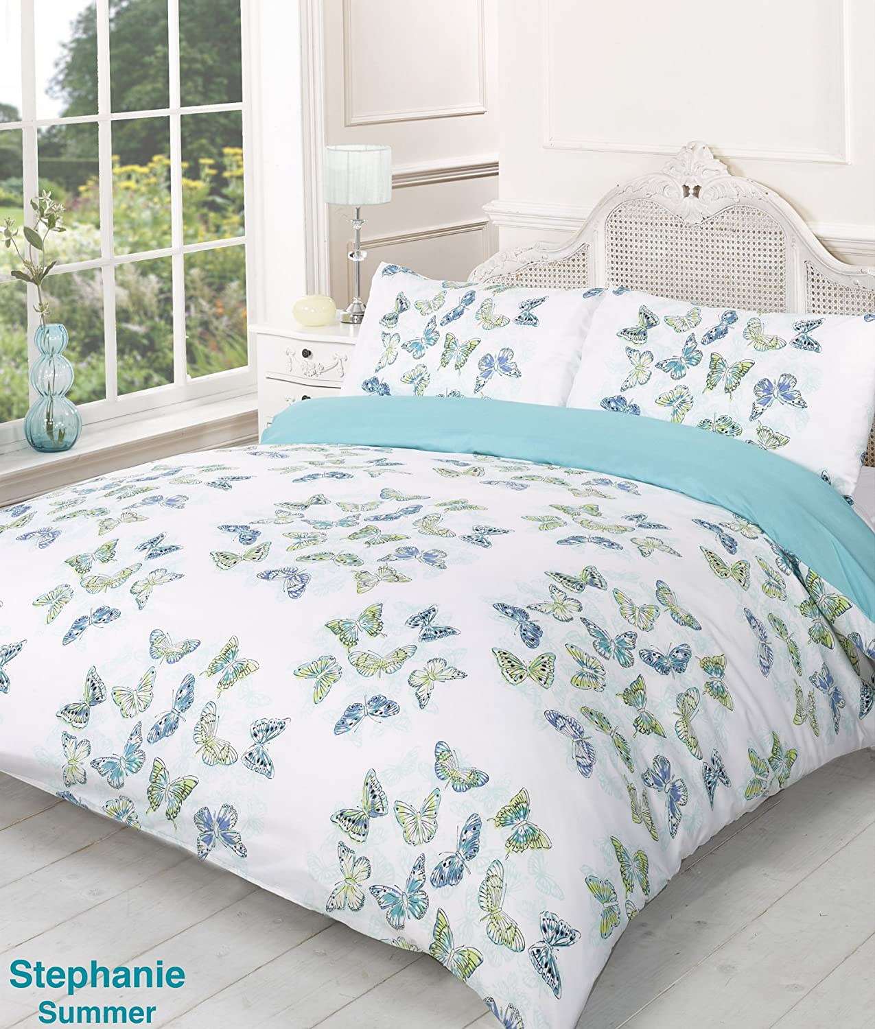 100 superking bed linen sets compare prices on super king size fitted sheet online - Green pixel bedding ...