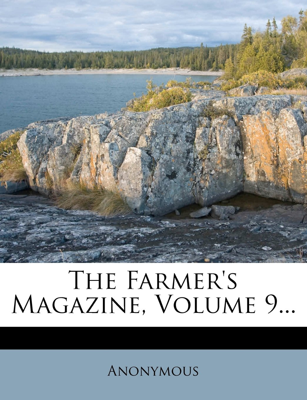 The Farmer's Magazine, Volume 9... pdf epub