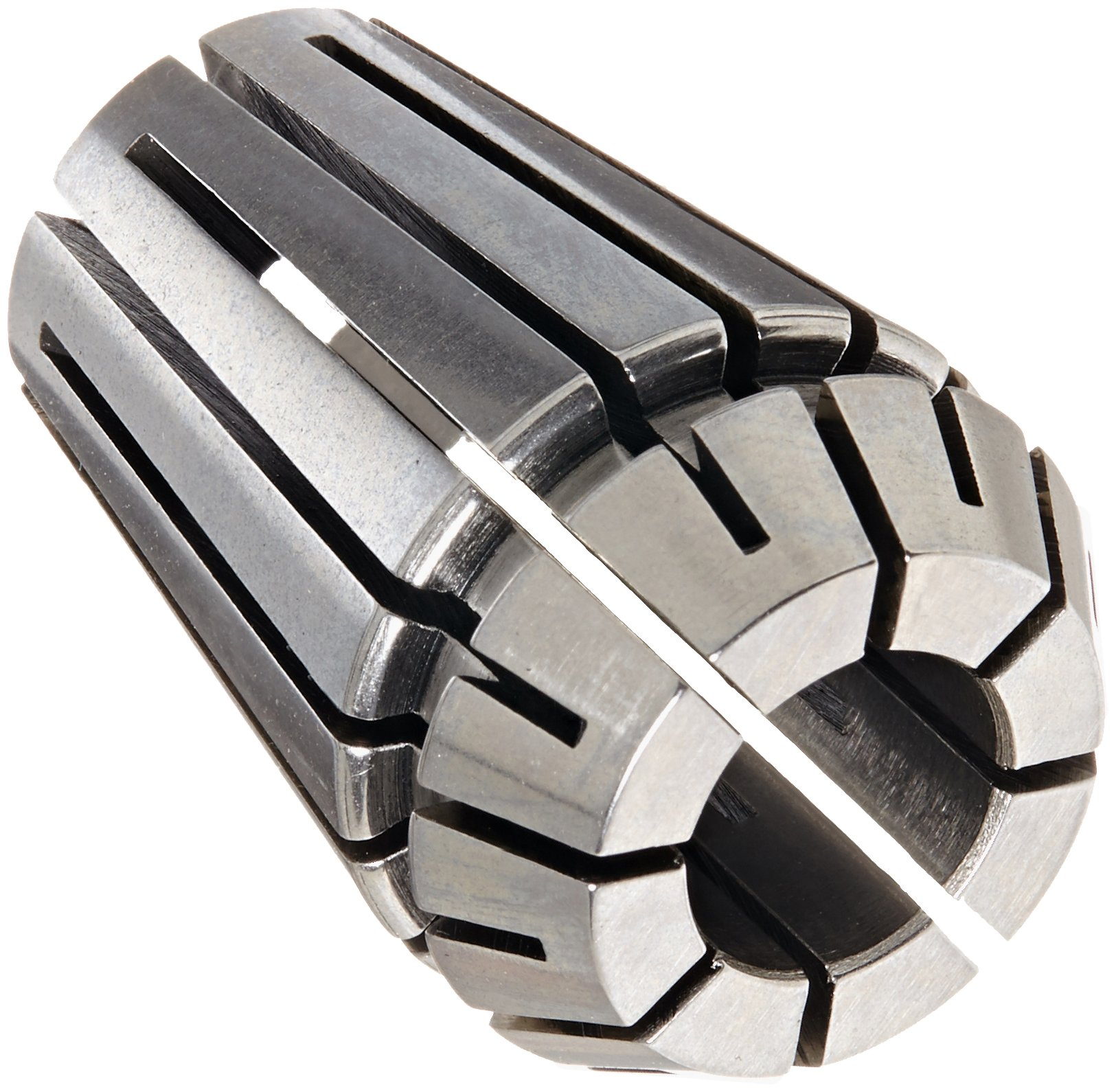 Dorian Tool ER20 Alloy Steel Ultra Precision Collet, 0.355'' - 0.375'' Hole Size