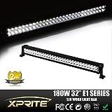 "Xprite 30"" Led Off Road Led Light Bar Flood/spot Combo Beam- 3w Led-180w"