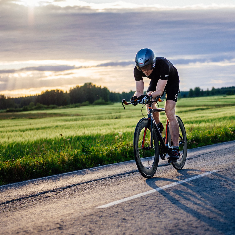 SLS3 Triathlon Men`s Tri Shorts | 2 Pockets | Black | FRT 2.0 | Swim-Bike-Run | German Designed (Black, Medium (W 30''-32'')) by SLS3 (Image #6)