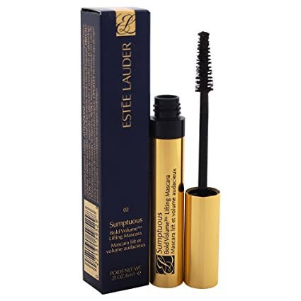 Estée Lauder Sumptuous Bold Volume Lifting Mascara Color 02 Brown, 1er Pack (1 x