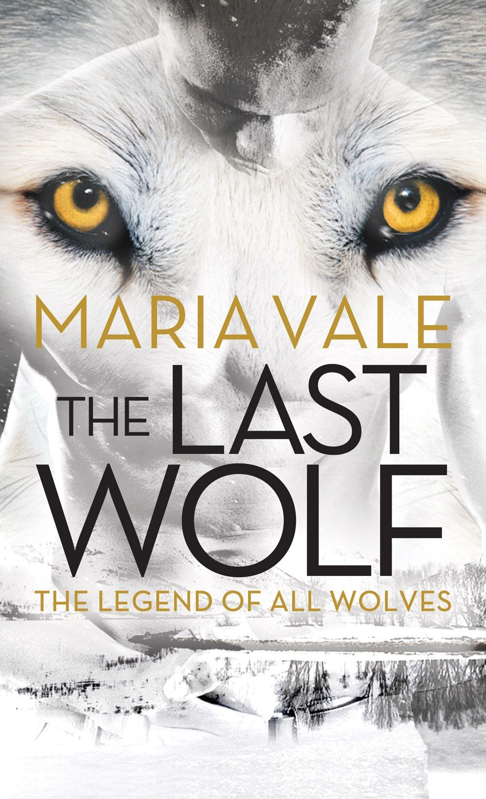 Amazon.com: The Last Wolf (The Legend of All Wolves) (0760789270116): Maria  Vale: Books
