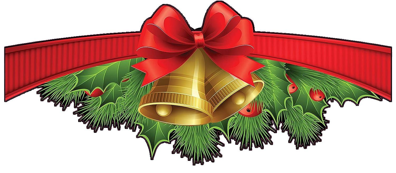 Christmas Reef.Amazon Com Nostalgia Decals Christmas And Holiday Door