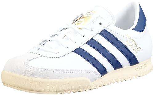 sale retailer 37785 e00af adidas Originals Beckenbauer g15987 - Zapatillas de Deporte Unisex, Color  Blanco, Talla 48 2 3 EU  Amazon.es  Zapatos y complementos