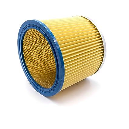 vhbw Filtro redondo/filtro laminado para aspiradoras, robot ...