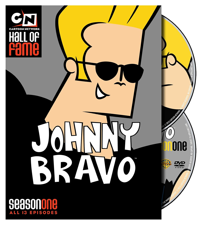 Amazon Com Johnny Bravo Season 1 Cartoon Network Hall Of Fame Various Various Movies Tv