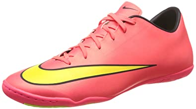 0442d3eb6 Nike Men s Mercurial Victory V IC Hypr Punch Mtlc Gld Cn Blk Vlt
