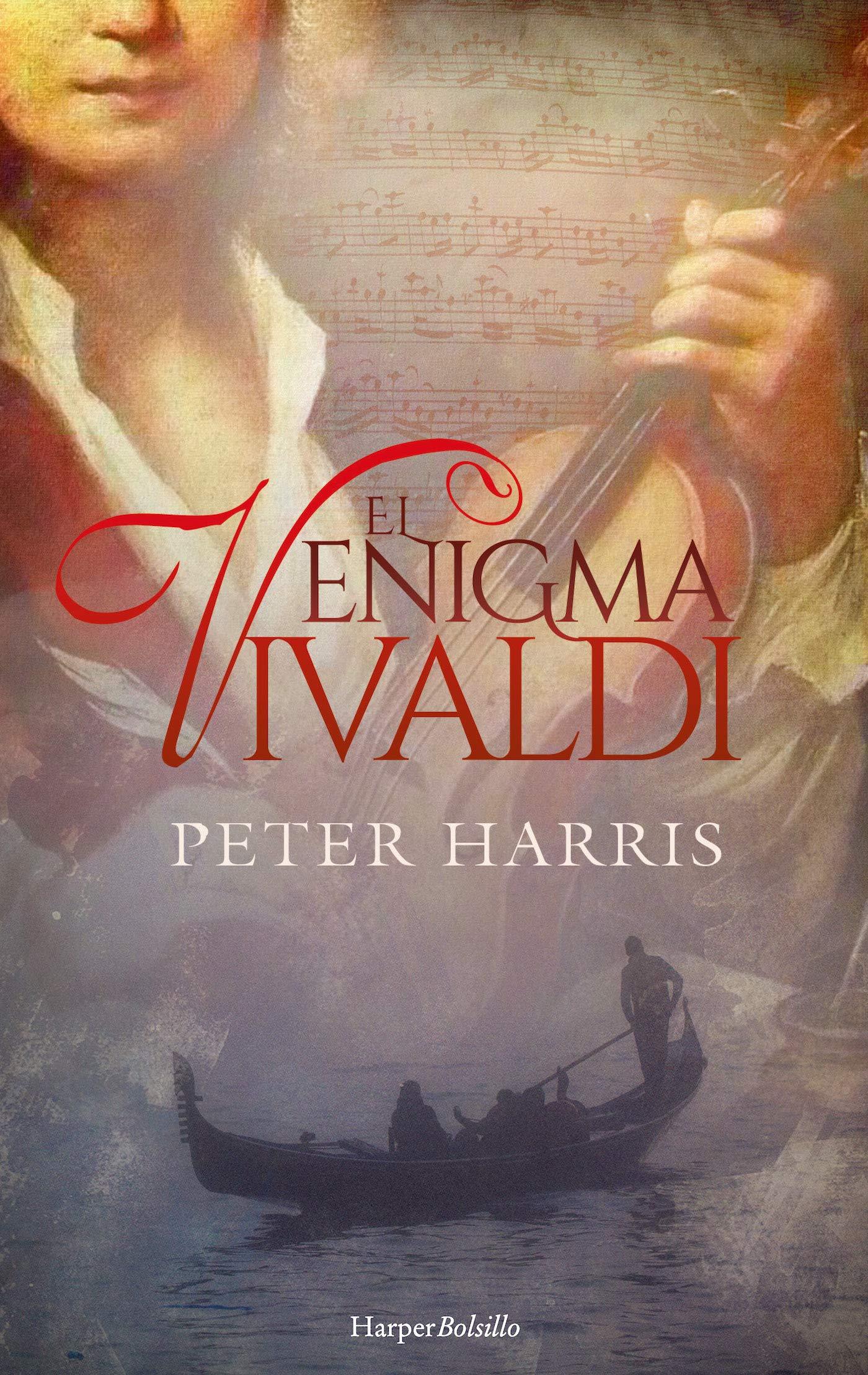 El Enigma Vivaldi (HARPER BOLSILLO): Amazon.es: Harris, Peter: Libros