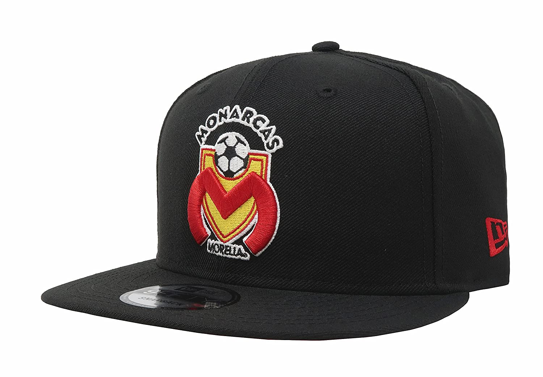 New Era 9Fifty Hat Monarcas Morelia Michoacan Liga Mexicana Soccer Black  Snapback at Amazon Men s Clothing store  4c58d7379ca