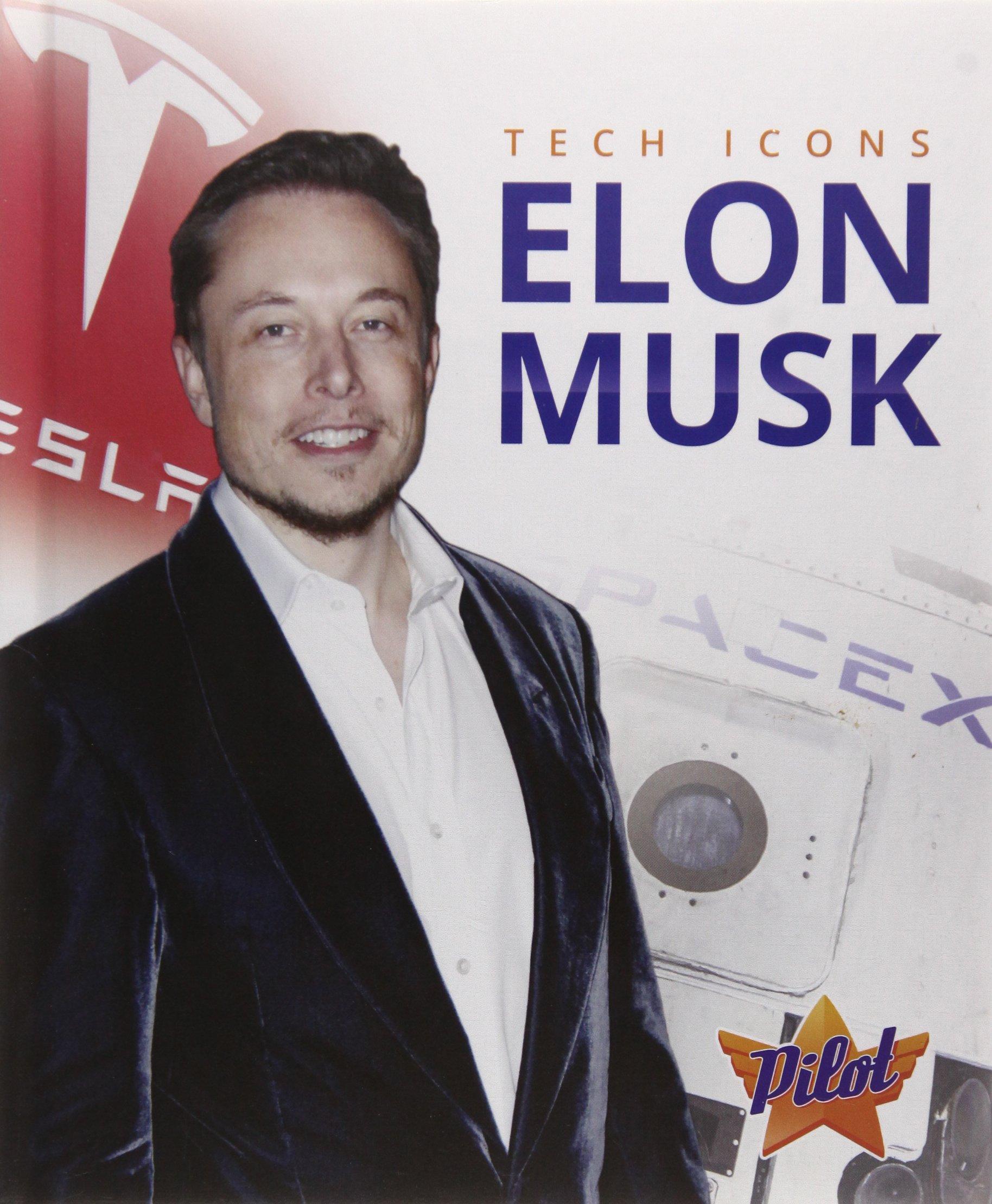 Elon Musk (Tech Icons) PDF